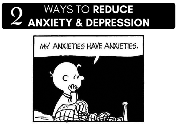 2 Proven Ways To Instantly Reduce Anxiety